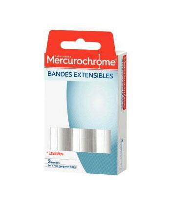 Mercurochrome Bandes Extensibles