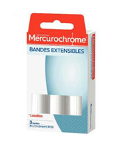 Mercurochrome Bandes Extensibles