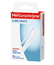 Mercurochrome Cure dents