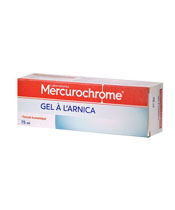 Mercurochrome Gel Arnica