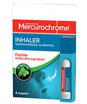 Mercurochrome Inhaler