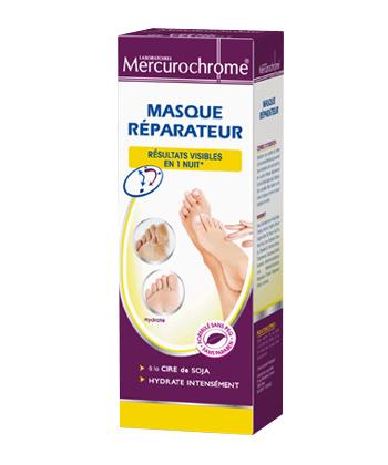 Mercurochrome Masque réparateur