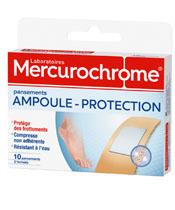Mercurochrome Pansements Ampoules