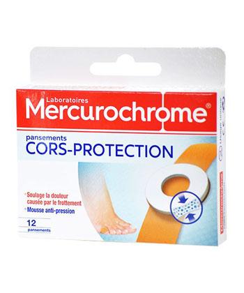 Mercurochrome Pansements Cors