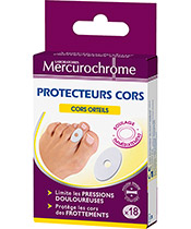 Mercurochrome Protecteurs Cors