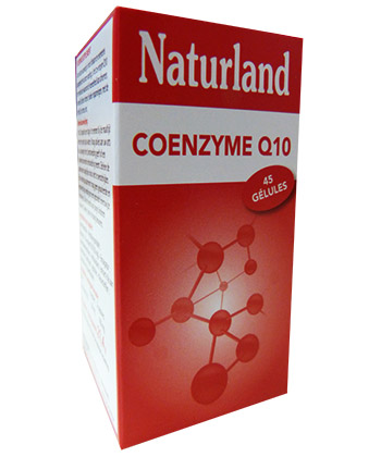Naturland Coenzyme Q10