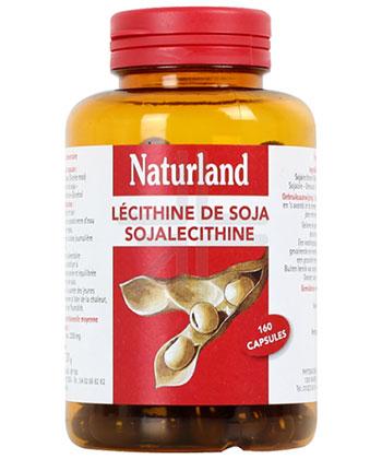 Naturland Lecithine De Soja