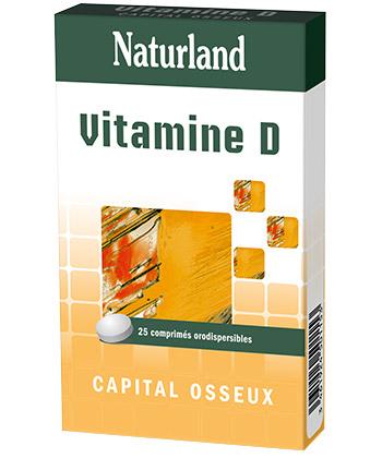 Naturland Vitamine D