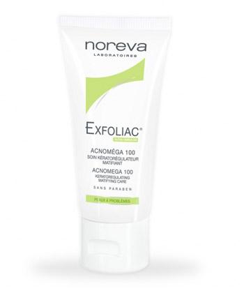 Noreva Exfoliac Acnoméga 100 Soin Kérato-Régulateur Matifiant