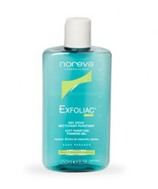 Noreva Exfoliac Gel Doux Nettoyant Purifiant