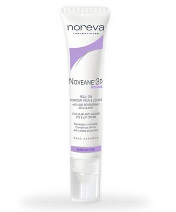 Noreva Noveane 3D Roll'On Contour des Yeux & Lèvres