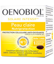 Oenobiol Solaire Intensif Nutri Protection