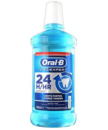 Oral B Bain de Bouche Dents Fortes
