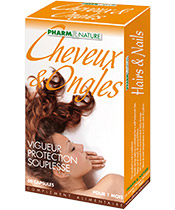 Pharm & Nature Cheveux & Ongles