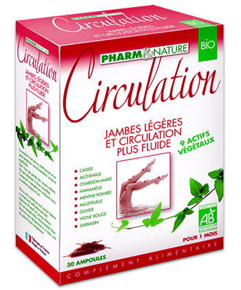 Pharm & Nature Circulation