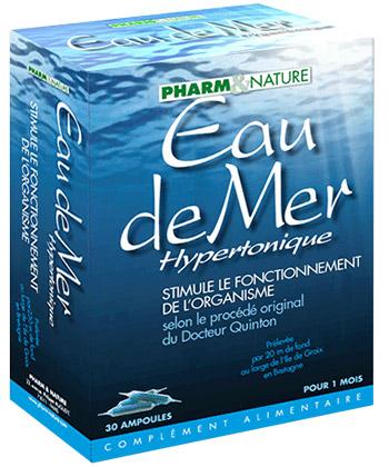 Pharm & Nature Eau de Mer