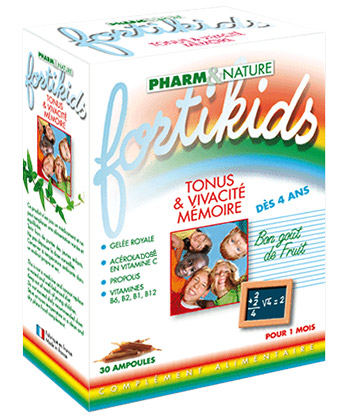 Pharm & Nature Fortikids