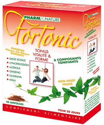 Pharm & Nature Fortonic