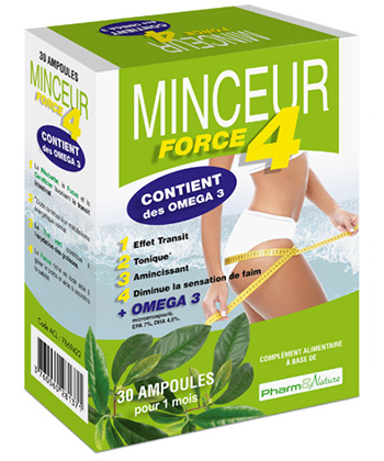 Pharm & Nature Minceur Force 4