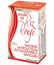 Pharm & Nature Levure de Riz Rouge
