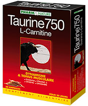 Pharm & Nature Taurine 750