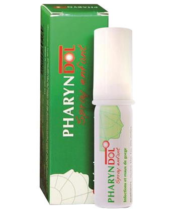 Pharyndol Spray Enfant