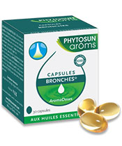 Phytosun Aroms Capsules bronches