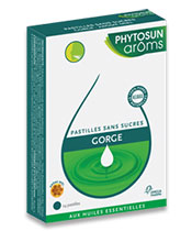 Phytosun Aroms Pastilles gorge