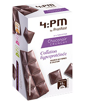 Protifast 4:pm Choconoir Crunchy