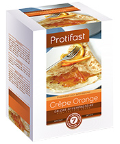 Protifast Crêpe Orange