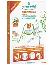 Puressentiel Patchs Chauffants Articulations et Muscles