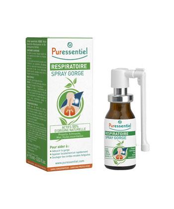 Puressentiel Spray Gorge Respiratoire