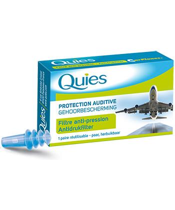 Quies Protection Auditive Spécial Avion
