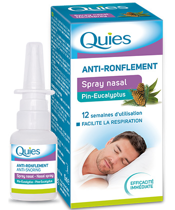 Quies Spray nasal Anti- ronflement