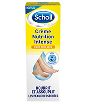 Scholl Crème Nutrition Intense
