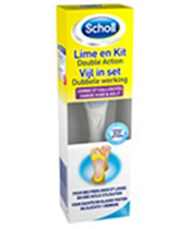 Scholl Lime Double Action