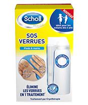 Scholl SOS Verrues