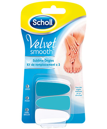 Scholl Velvet Smooth Sublime Ongles