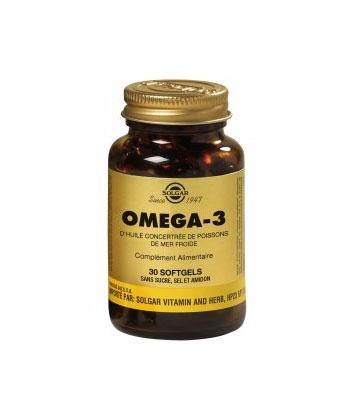 Solgar Oméga 3
