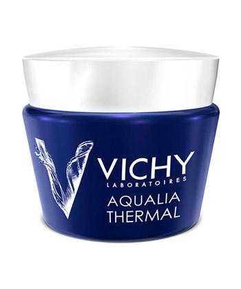 Vichy Aqualia Thermal Effet Spa Soin de Nuit ou Masque