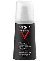 Vichy Homme Déodorant Vaporisateur