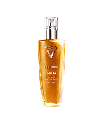 Vichy Ideal Body Huile 3 Ors