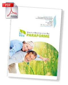 Dossier de presse Paraforme 2013