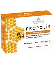 3 Chênes Propolis Miel Vitamine C