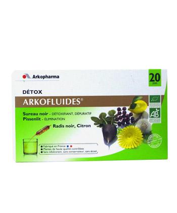Arkofluides Détox