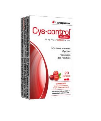 Arkopharma Cys-Control Médical