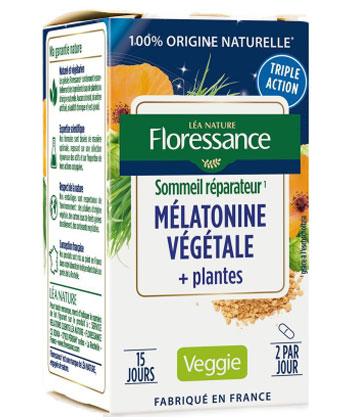 Floressance Mélatonine végétale