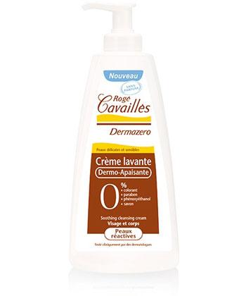Rogé Cavaillès Dermazero Crème Lavante Dermo-Apaisante