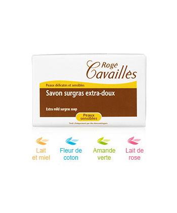 Rogé Cavaillès Savon Surgras Extra-Doux Amande Verte