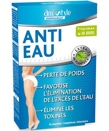 Amstyle Anti-eau - Boîte de 30 comprimés